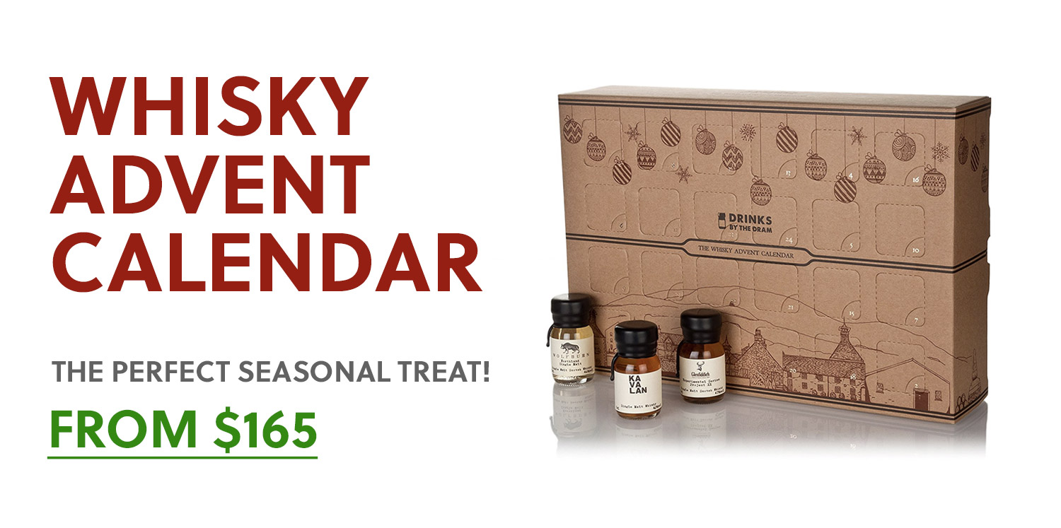 Whisky Advent Calendar - The perfect seasonal treat!